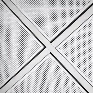 Falsos techos metlico modena 24 - Falso techo registrable ...