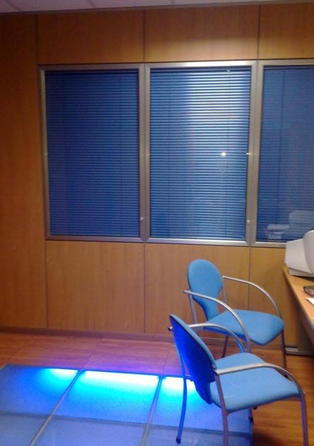 Serie office for Mamparas de oficina sevilla