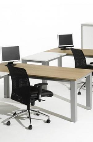 Mesas de oficina inout for Mesas de oficina barcelona