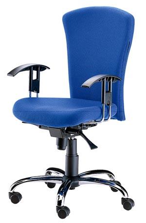 Sillas de oficina siilas oficina 8001 for Costo de sillas para oficina